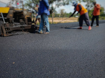 Asphalt repair work completed by consummate professionals