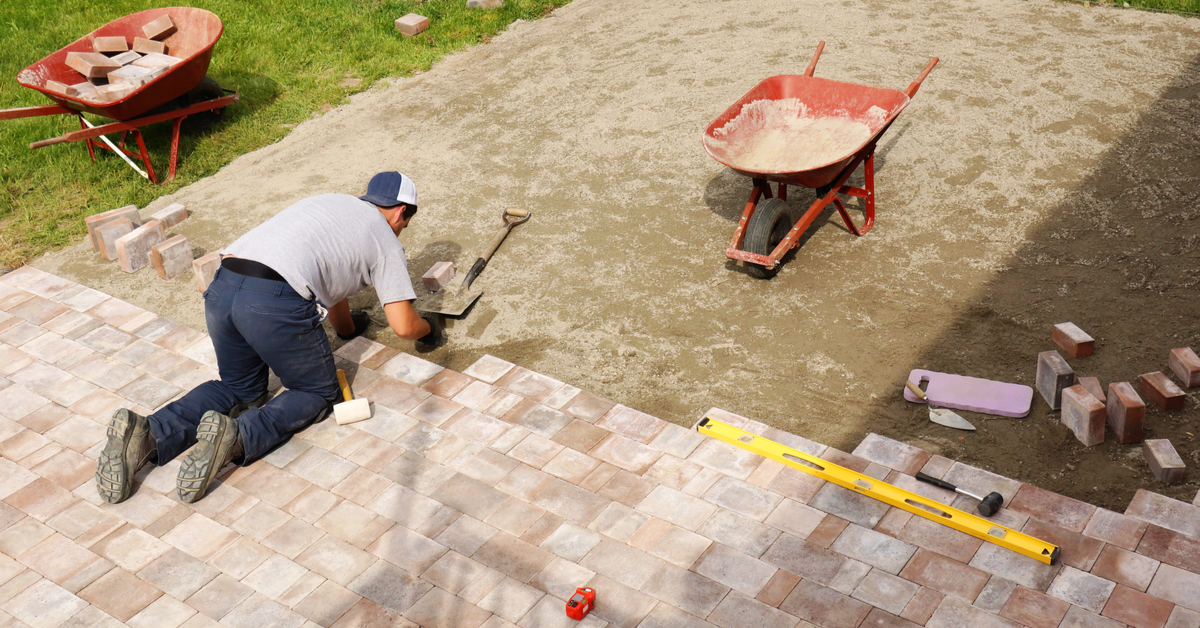 Paver Installation Increasing Curb Appeal With Pro Stone Masonry
